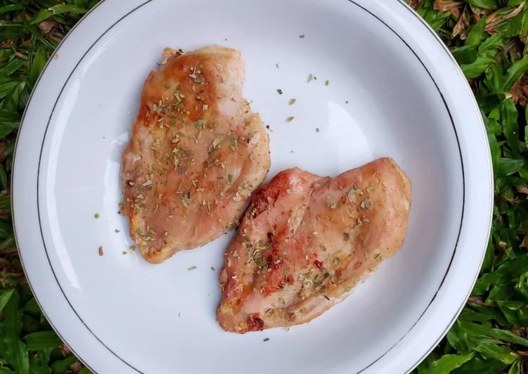 Ayam Sehat ❤️ (tanpa minyak)