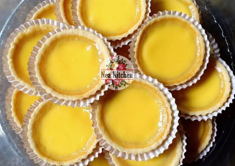 Resep Pie Susu / Kue Lontar Mini Paling Top