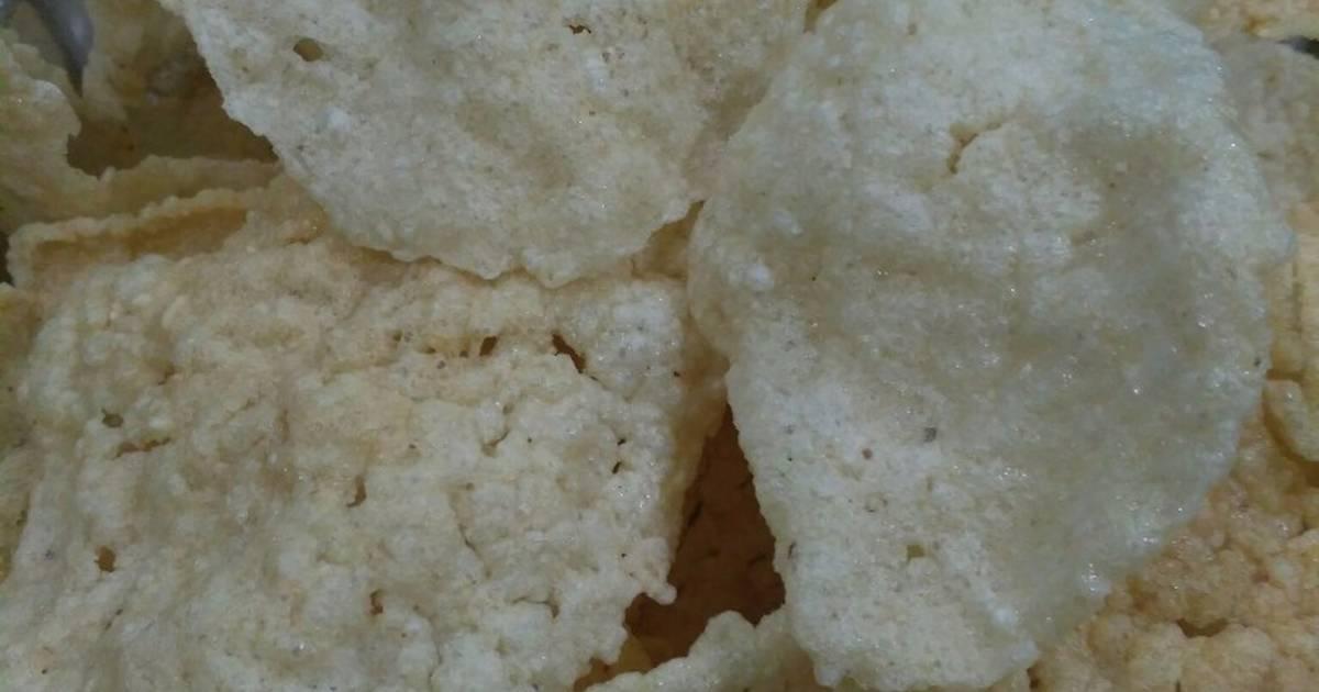 23 Resep Kerupuk Nasi Sisa Tanpa Msg Dan Bleng Enak Dan Sederhana Ala Rumahan Cookpad