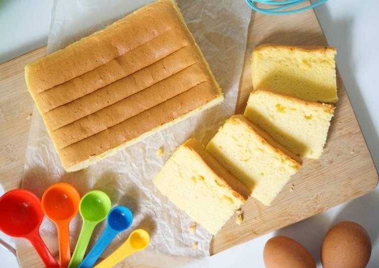 Basic Japanese Cheesecake Cocok untuk Pemula