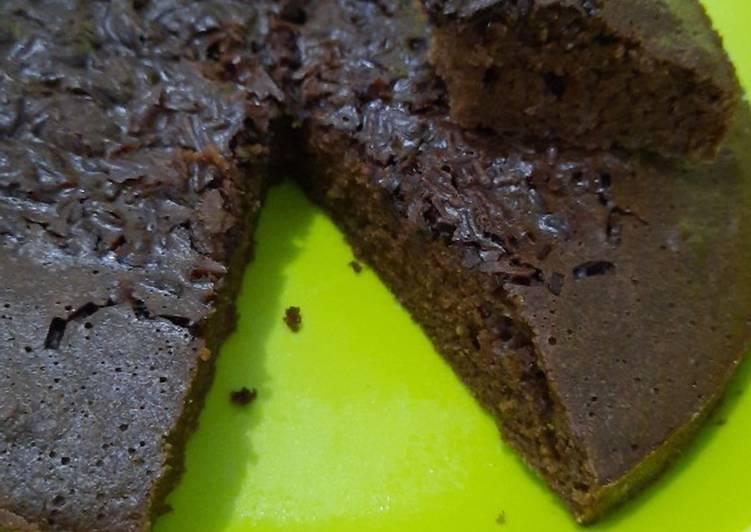 Brownies gandum