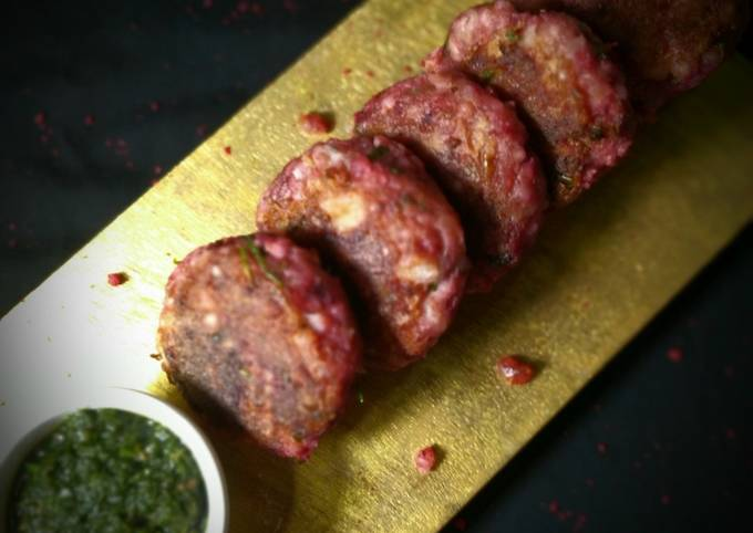 Step-by-Step Guide to Prepare Ultimate Beetroot sabudana cutlet