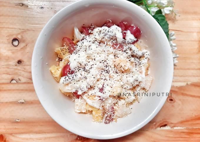Salad Buah Anti Gagal Super Gampang Rendah Kalori Tetap Enak
