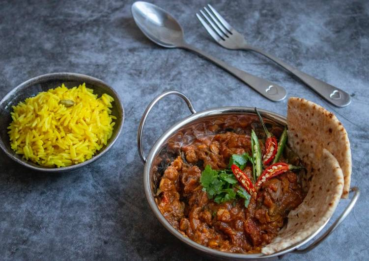 Daal Ghost (Lamb with Lentils)