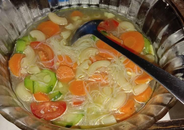 Sayur oyong mix
