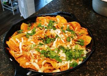 How to Cook Appetizing Chilaquiles