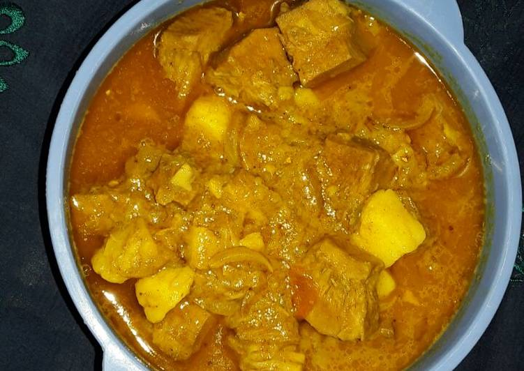 Step-by-Step Guide to Prepare Favorite Aloo Kathal ki sabji