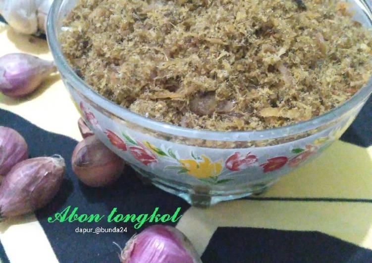 Abon Tongkol