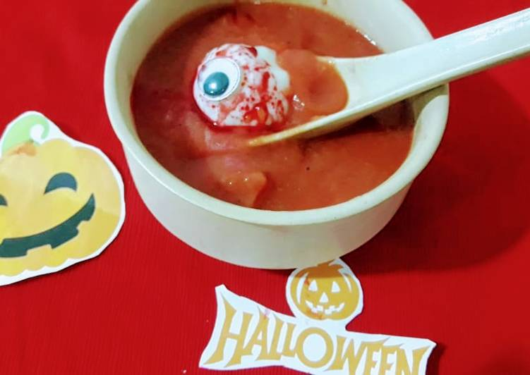 Eye Popping soup