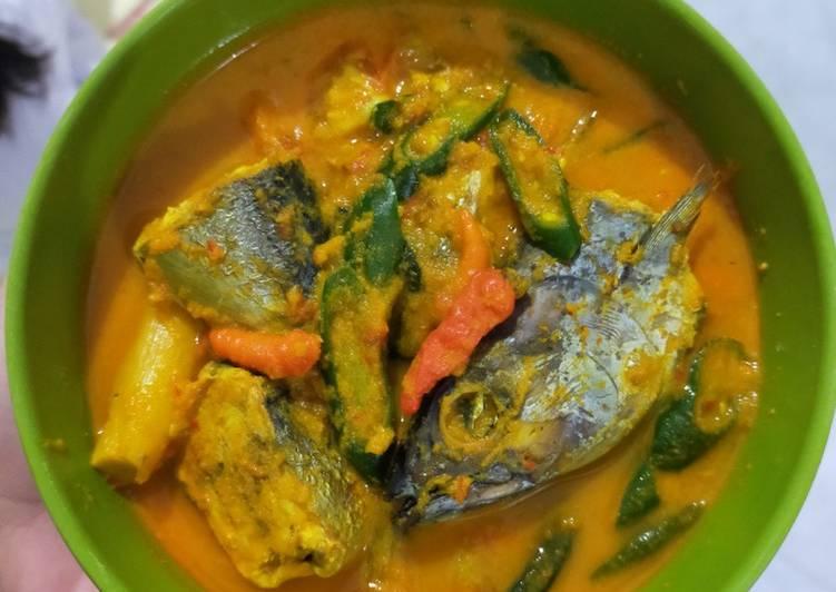 Gulai Ikan (No minyak, No Santan, No Gula)