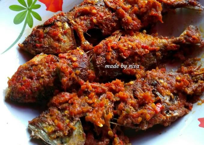 Resep Kembung Goreng Masak Sambel Tomat Bikinramadhanberkesan Oleh Anisa Nurrahmah Cookpad