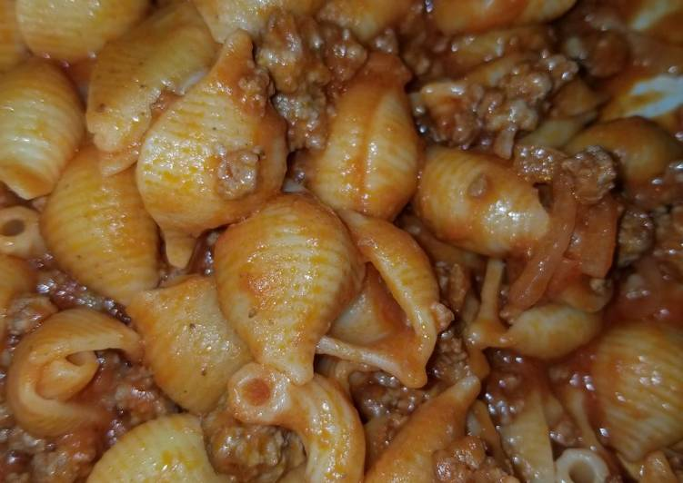 Moms Goulash
