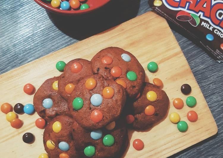 Resep Chacha Cookies Anti Gagal