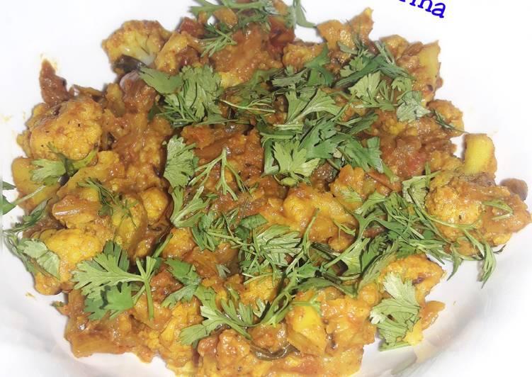 Restaurant style Gobhi Masala