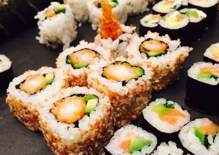 Riz à sushis facile