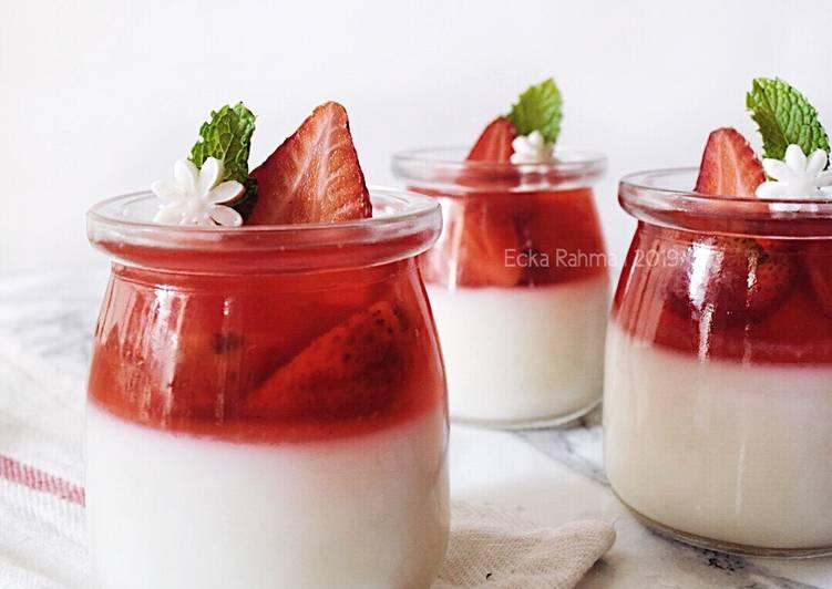 Jello Pudding Strawberry