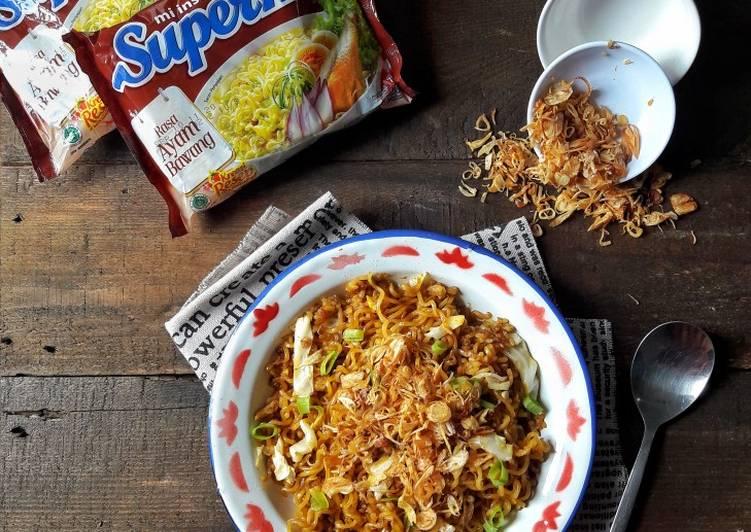 Nasi Goreng Mawut Supermi