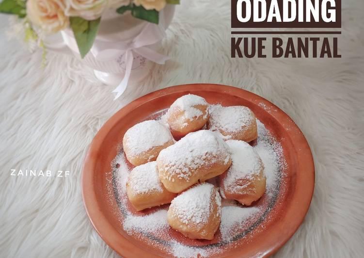 Resep Odading / Kue Bantal Anti Gagal