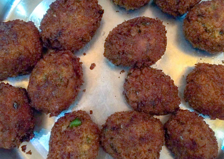 25 Minute How to Make Royal Fish cutlets