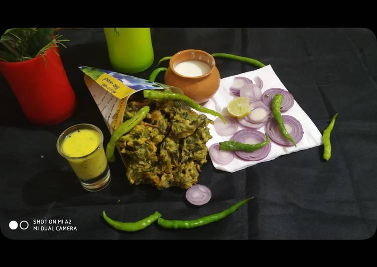 Steps to Prepare Favorite Kumbhaniya Bhajiya