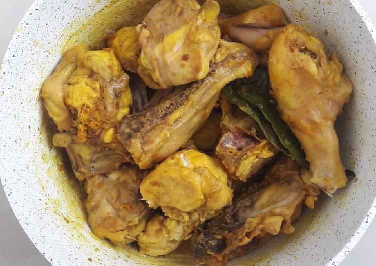 Ayam ungkep