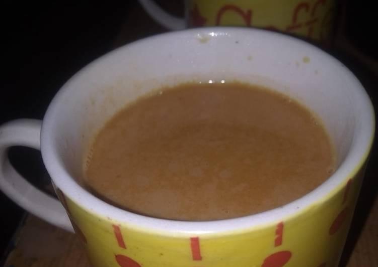 Steps to Prepare Speedy Elaichi wali chai cardamom tea