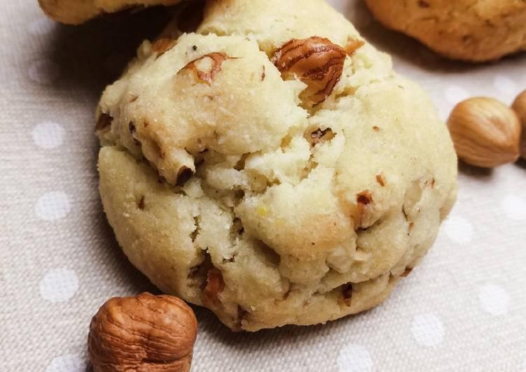 Biscotti alle nocciole senza burro 🍪