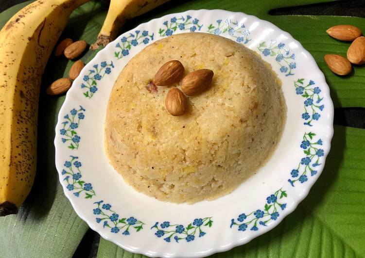 Recipe of Homemade Banana Halwa