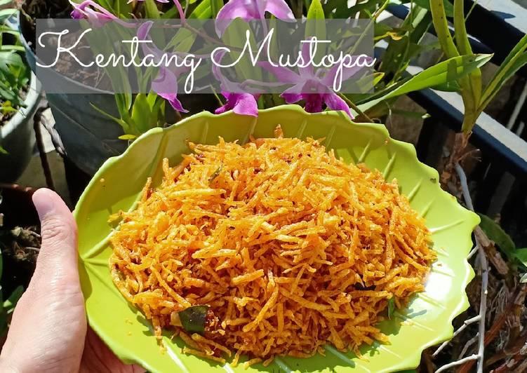 Resep Mustopa Oh Mustopa #BandungArisanRecook4_MbakNok sederhana dan enak