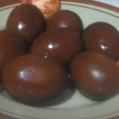 Resep Telur Pindang Kecap Enak Simple Oleh Elmi Kitchen 354 Cookpad