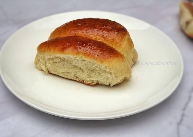 Milk bread (Dinner rolls)