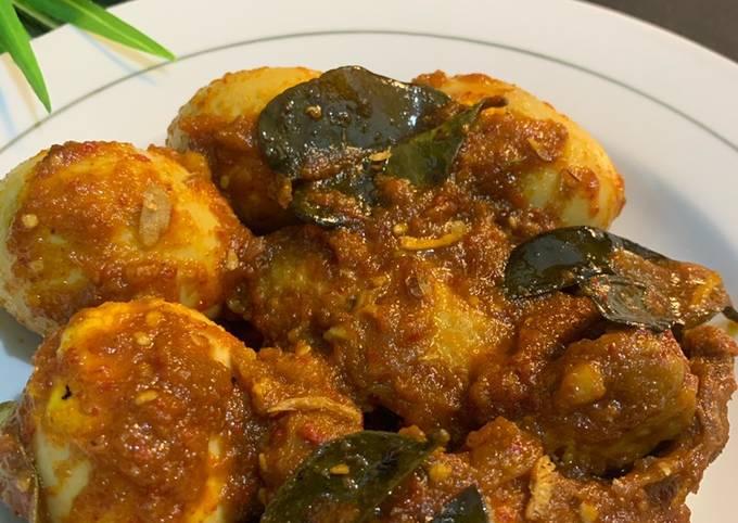 Ayam Balado / Telur Balado