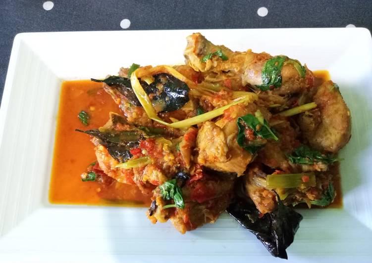Ayam Rica Kemangi 🐔