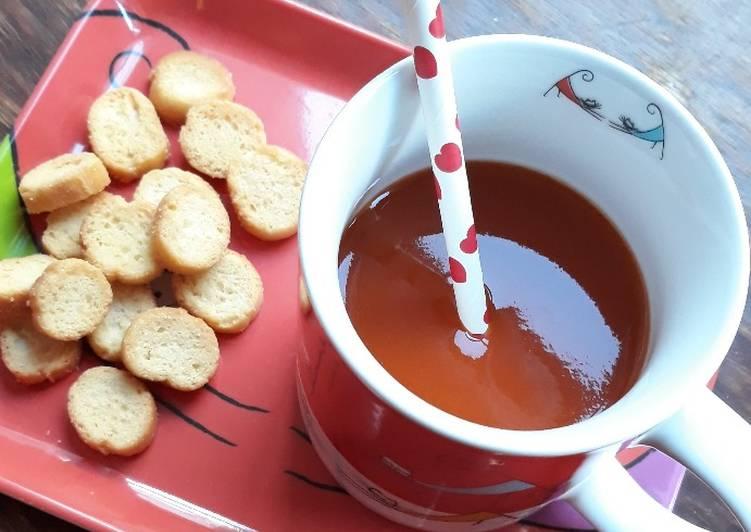 ☆Soupe à la Tomate Cerise☆