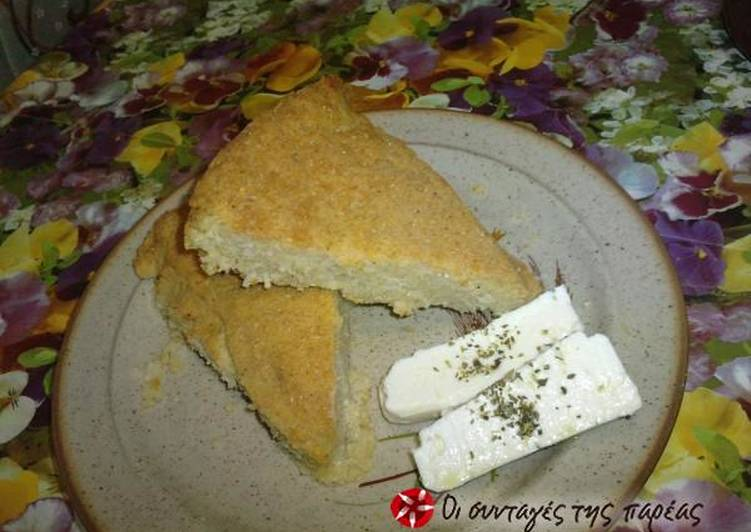 Cornbread, short