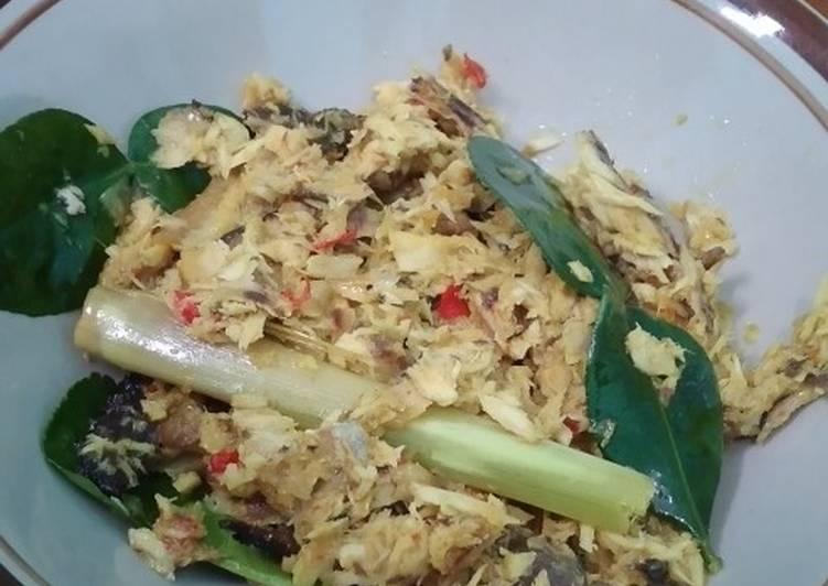 Tongkol Suwir Pedas - cookandrecipe.com
