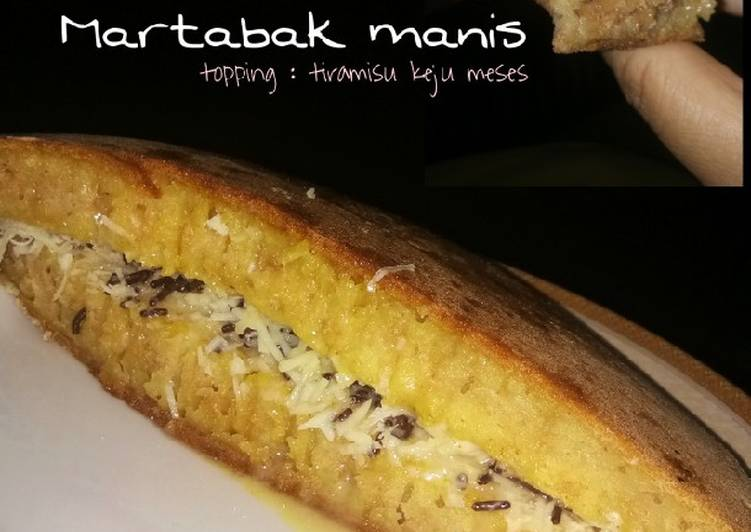 Martabak Manis Teflon Simple