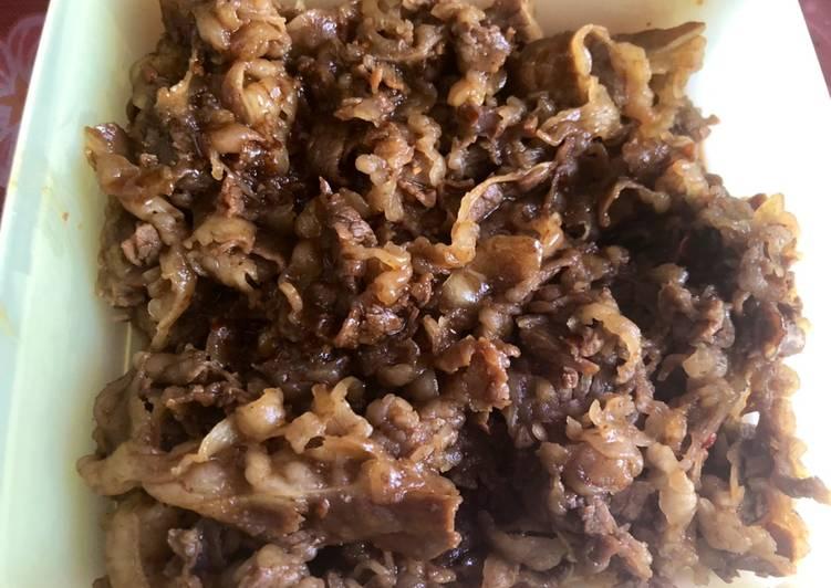 Langkah Mudah untuk Menyiapkan Slice Beef Goreng yang Sempurna