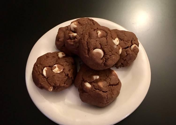 Recipe of Quick Hot Chocolate Delight 🎄Cookies