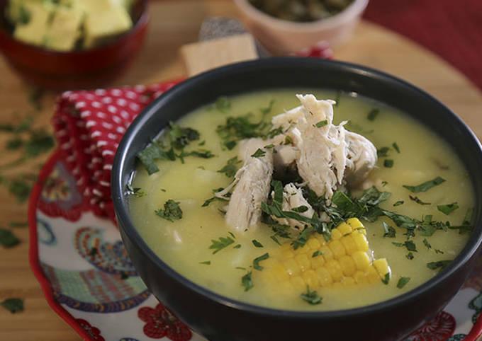 Ajiaco | Chicken Creamy Soup
