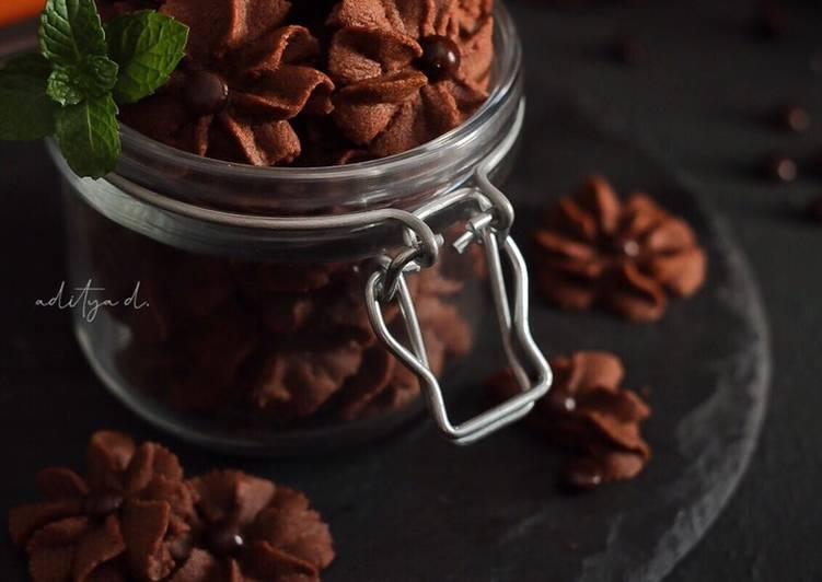 Semprit Cokelat