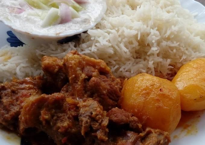 Bengali lunch non vez