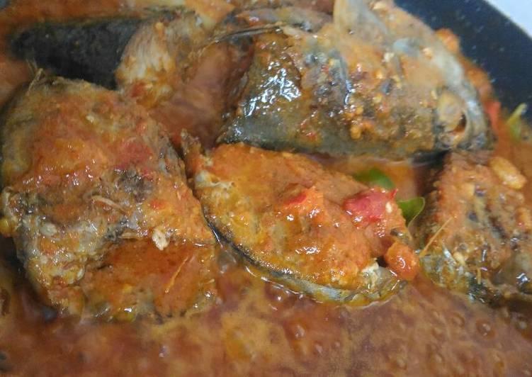 Tongkol Bumbu Sarden Pedes Mantap