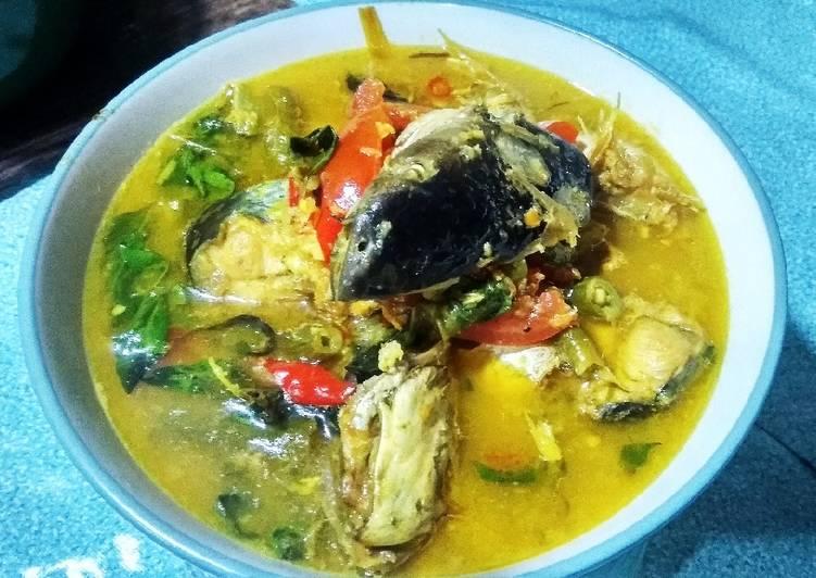 Resep Sup Ikan Patin Kuah Kuning Paling Mudah