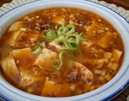 Mapo Tahu khas Tiongkok
