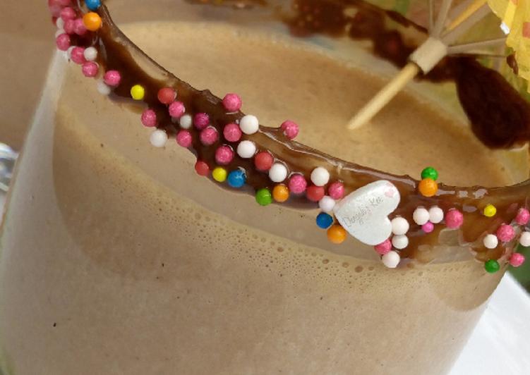 Chocolates Milkshake