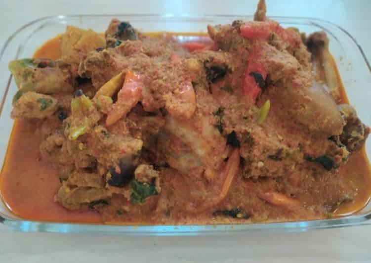 Langkah Mudah untuk Menyiapkan Ayam Woku yang Bikin Ngiler