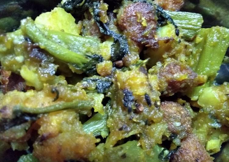 Top 100 Dinner Easy Homemade Malabar spinach mix veg stir fry
