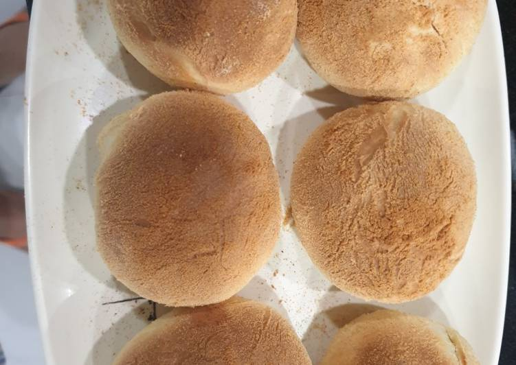 30 Minute How to Prepare Fall Caca's Fluffy Pandesal