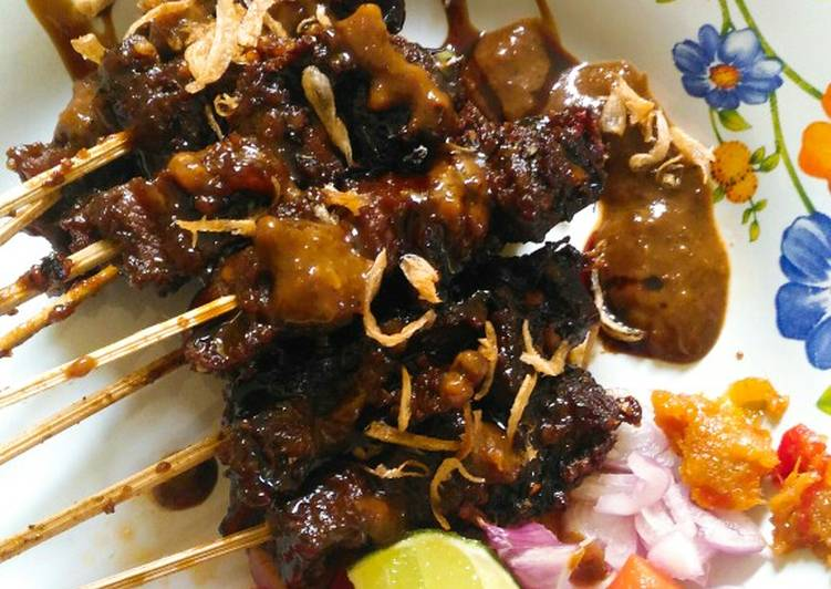 Sate Kambing grill